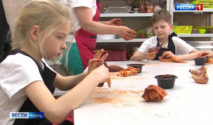 В Тверском объединенном музее открыли новые залы для творчества и развития детей